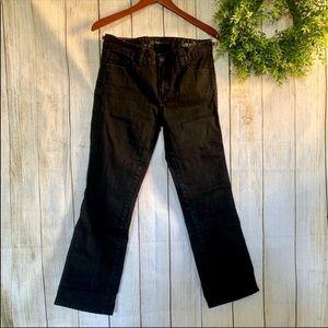 Calvin Klein. Black Bootcut Jeans. Size 8